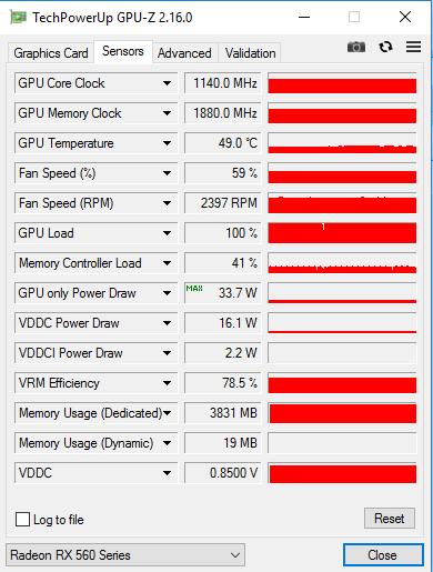 Майнинг криптовалюты Beam на видеокартах AMD и Nvidia