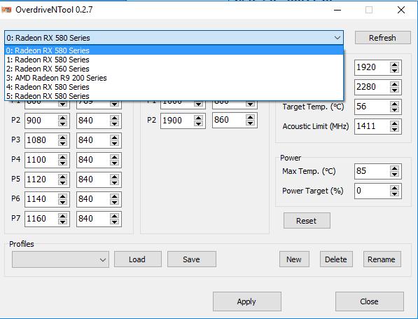 OverdriveNTool v0.2.8